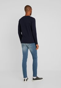 TOM TAILOR DENIM - CULVER  - Jeans Skinny Fit - blue grey denim - 2