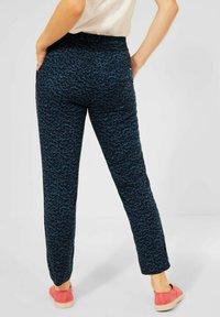 Cecil - LOOSE FIT  - Trousers - blau - 2