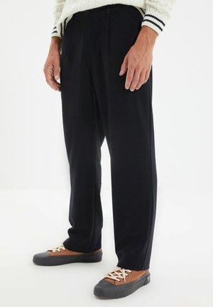 PARENT - Pantalon classique - navy blue