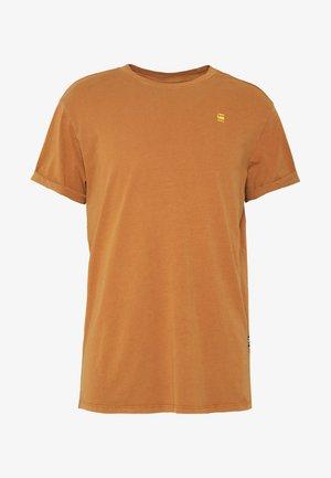 LASH R T S\S - T-shirt basique - aged almond