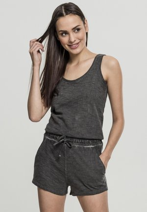 LADIES COLD DYE - Jumpsuit - grey