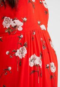 IVY & OAK - MATERNITY DRESS - Maxi dress - lovers red - 5