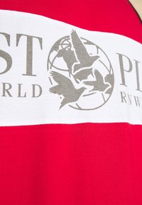 STAPLE PIGEON - GLOBE TANK UNISEX - Top - red - 6