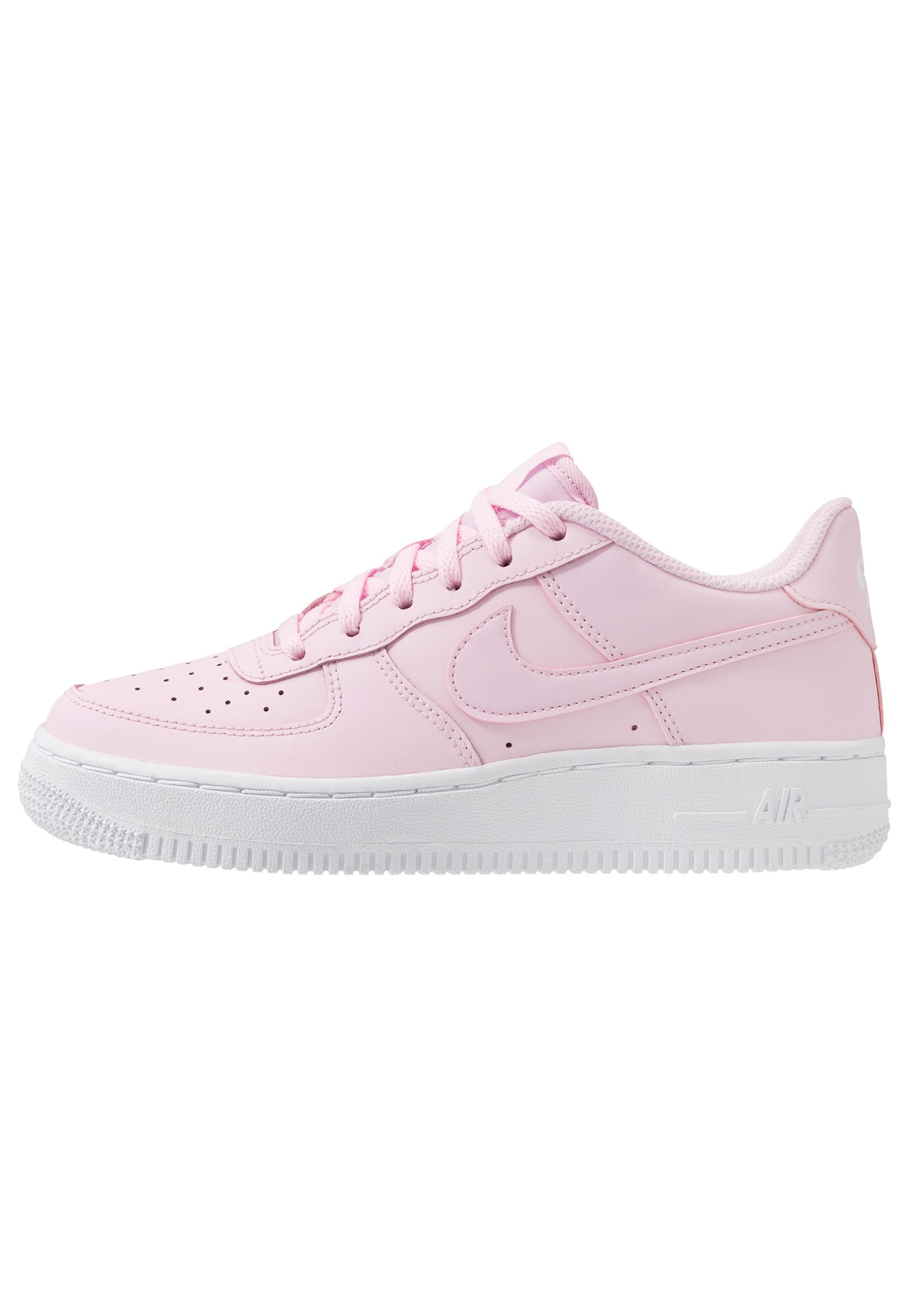 Nike Sportswear AIR FORCE 1 - Baskets basses - rose/blanc - ZALANDO.FR