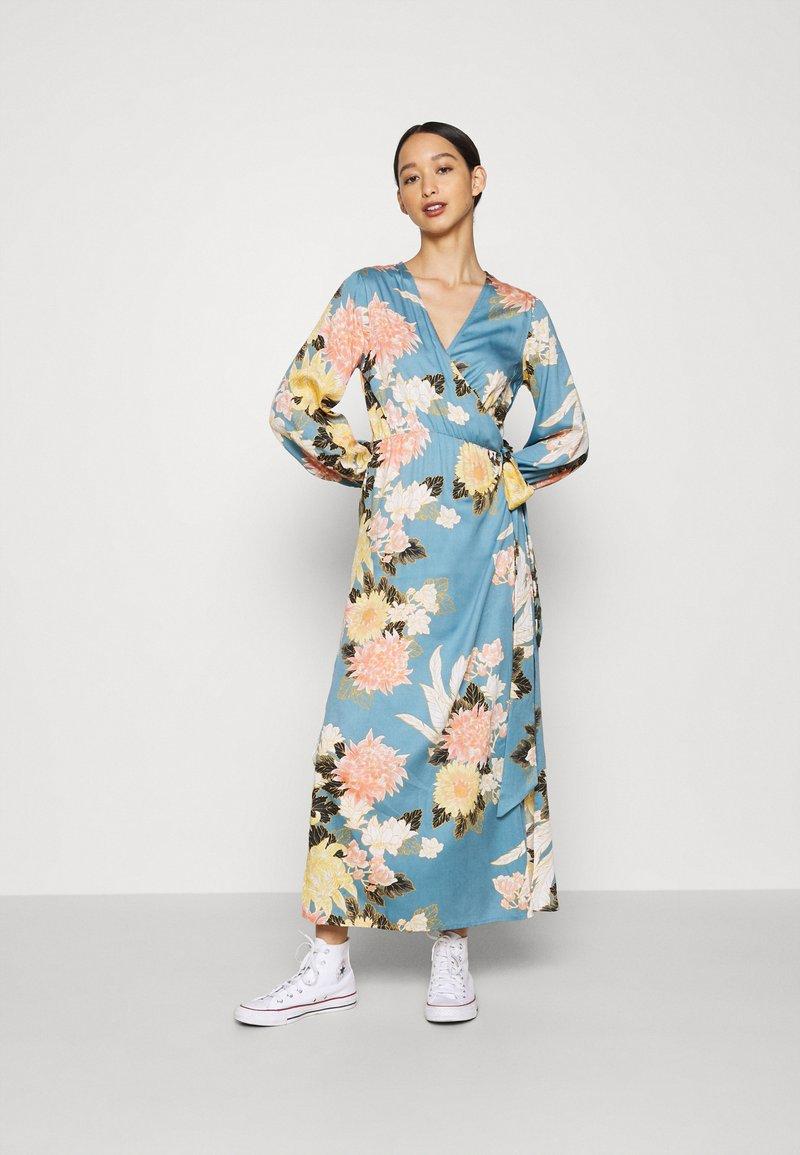 Billabong - GOOD SIDE - Maxi dress - surf blue