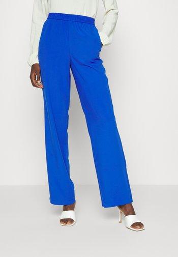 REGULAR PANT - Pantaloni - blue iolite