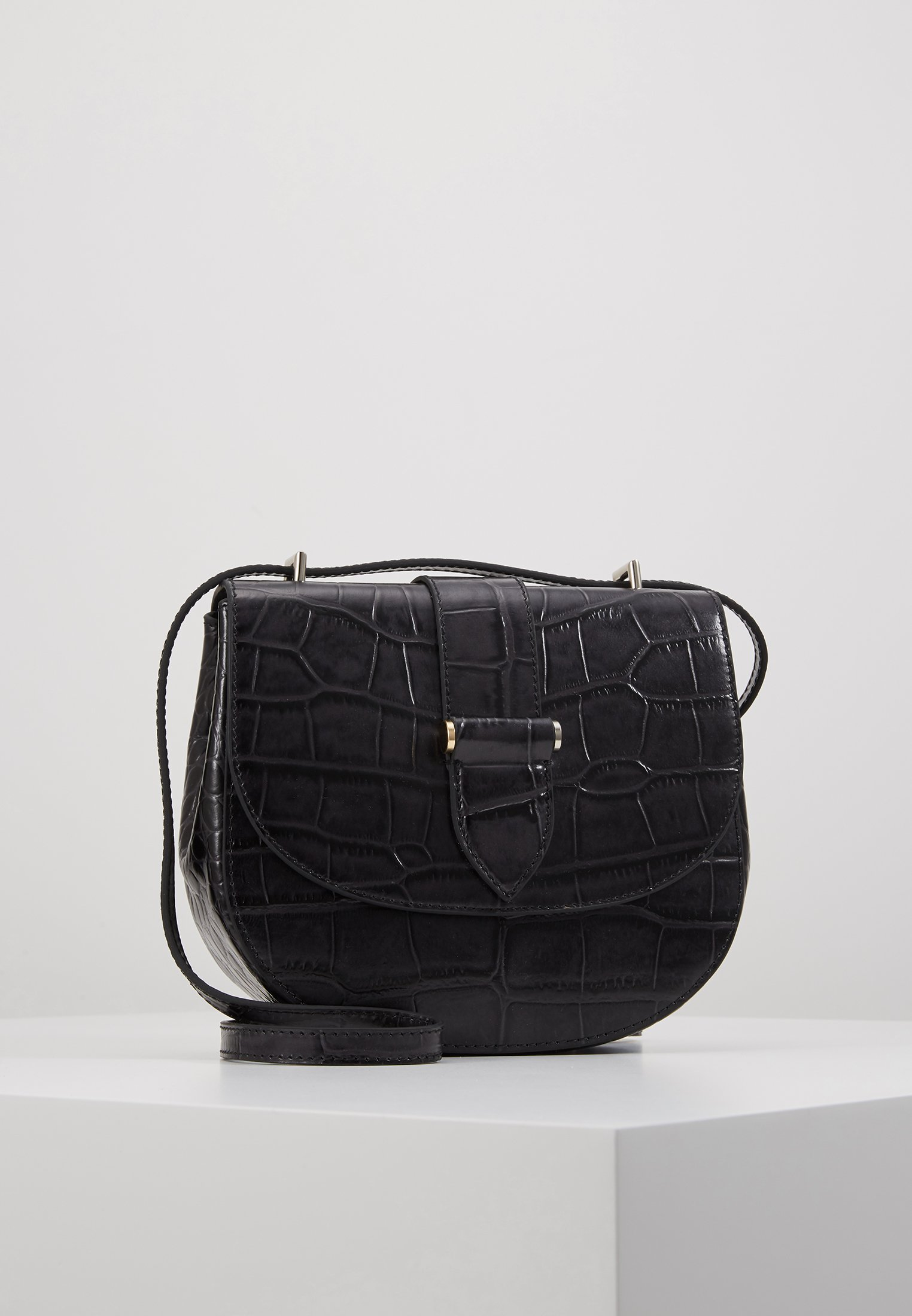 Decadent Copenhagen KIM SATCHEL BAG Skulderveske black