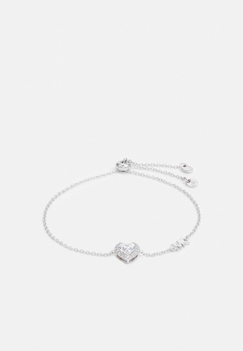 Michael Kors - BRILLIANCE - Bracelet - silver-coloured