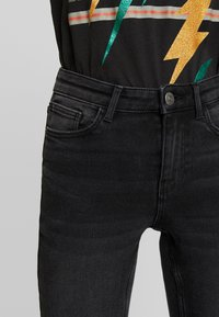 Pieces - Jeans Skinny Fit - black - 3