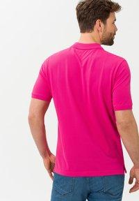 BRAX - STYLE PETE - Polo shirt - pink (71) - 2