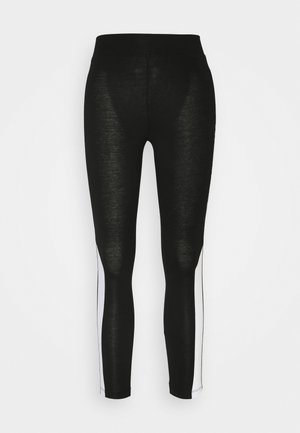 ONPJIMENA LIFE 7/8 - Leggings - black/white
