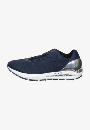 HOVR SONIC 3 - Zapatillas de running neutras - academy / midnight navy / metallic gun metal