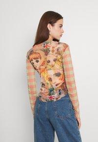 NEW girl ORDER - MANGA GIRLS SPLICED - Long sleeved top - multi - 2