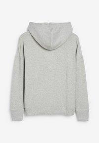 Next - SUPERSOFT - Zip-up hoodie - grey - 1