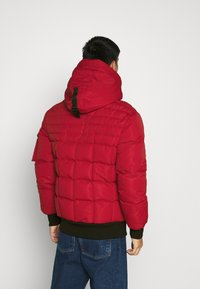 Kings Will Dream - MILFORD PUFFER JACKET - Veste d'hiver - red - 2