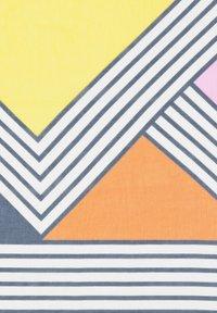 Gerry Weber - MIT GRAFISCHEM MUSTER - Schal - ecru/weiss/gelb gemustert - 3