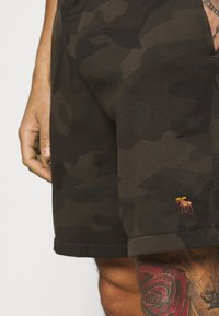 Abercrombie & Fitch - ICON - Shorts - olive - 3