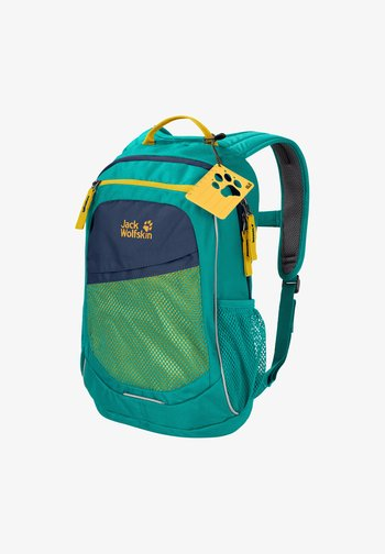 Backpack - green ocean