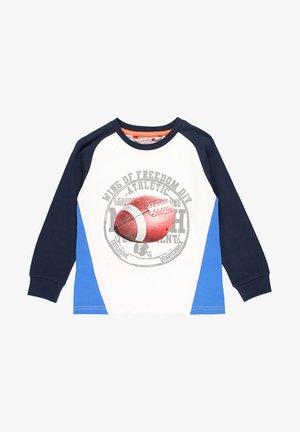 T-SHIRT TRICOT POUR GARÇON - Print T-shirt - navy