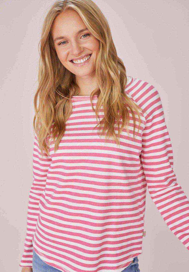 Lieblingsstück - CATHRINAEP - Long sleeved top - pink