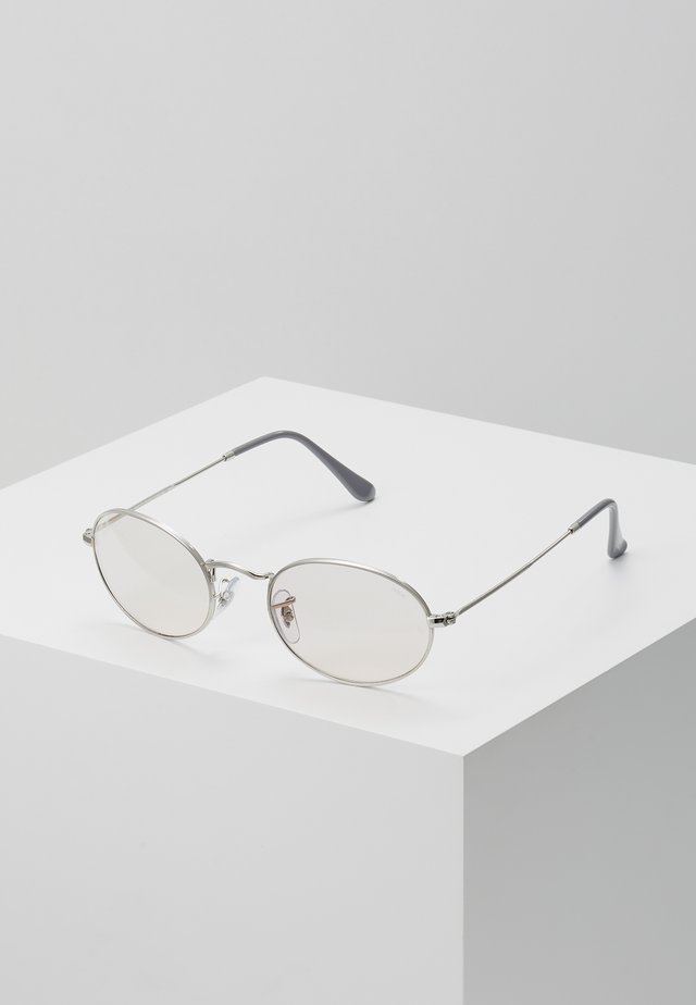 Sunglasses - silver/pink