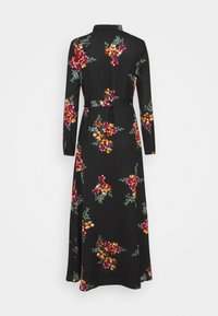 Vero Moda - VMNEWALLIE DRESS  - Maxi dress - black - 7