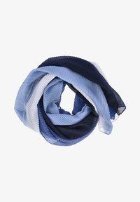 Opus - AFADE - Snood - blau-kombi - 0