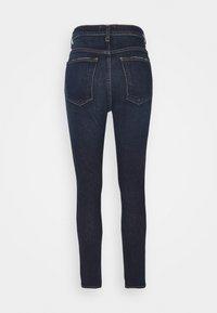 Agolde - Jeans Skinny Fit - ovation (medium indigo) - 7