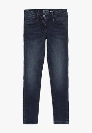 Jeans slim fit - warm blue
