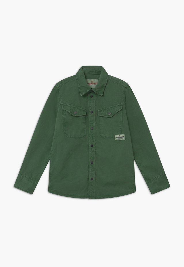 LEOS - Skjorta - amazon green