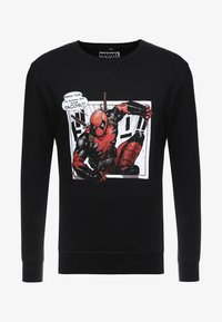 DEADPOOL TACOS CREWNECK - Sweatshirt - black