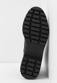 New Look - EPIC - Nauhalliset nilkkurit - black - 6