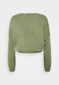 Trendyol - SET - Sweatshirt - mint - 2