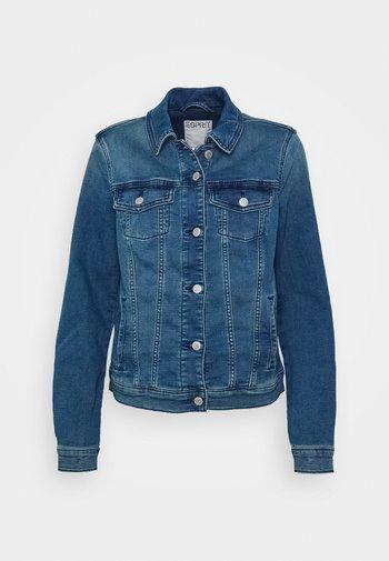 Denim jacket - blue medium wash