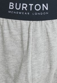 Burton Menswear London - SHORT SET - Pyžamo - grey - 6