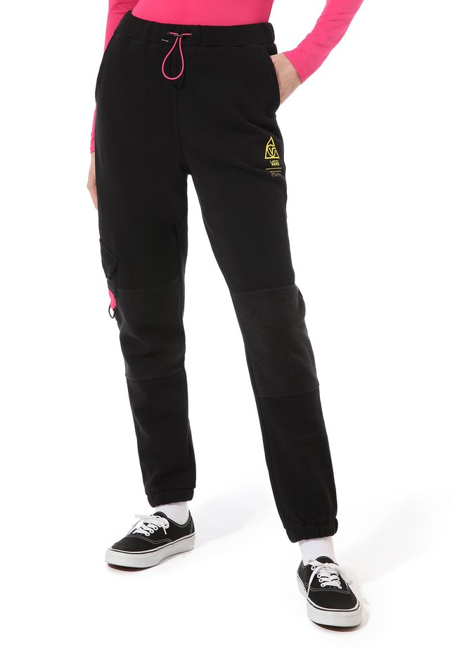 WM 66 SUPPLY SWEATPANT - Kalhoty - black