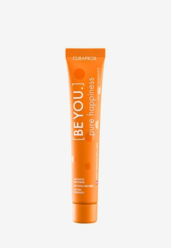 [BE YOU.] SINGLE PACK, PEACH  - Tandverzorging - orange