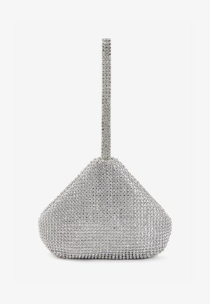 DIAMANTÉ SPARKLE - Clutch - silver