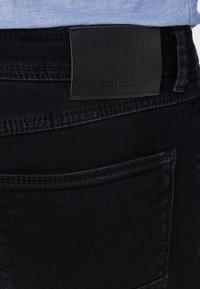 BRAX - Straight leg jeans - black - 4