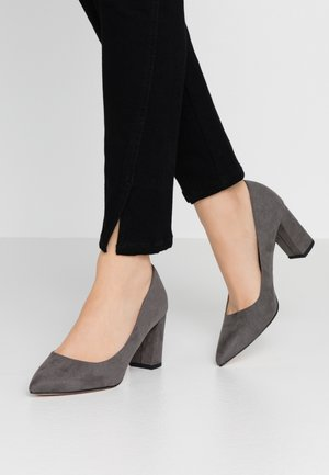 DAKOTA EVERLEY CLOSED COURT - Pumps - grey