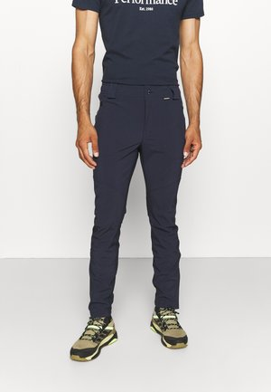 DORR - Kalhoty - dark blue