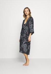 DORINA - DOLCE - Dressing gown - black - 0