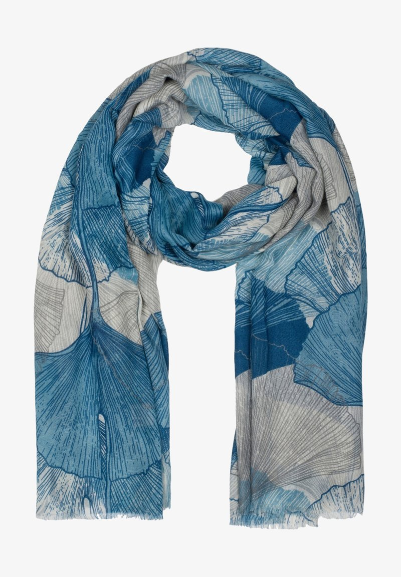STYLEBREAKER - Scarf - blau weiß