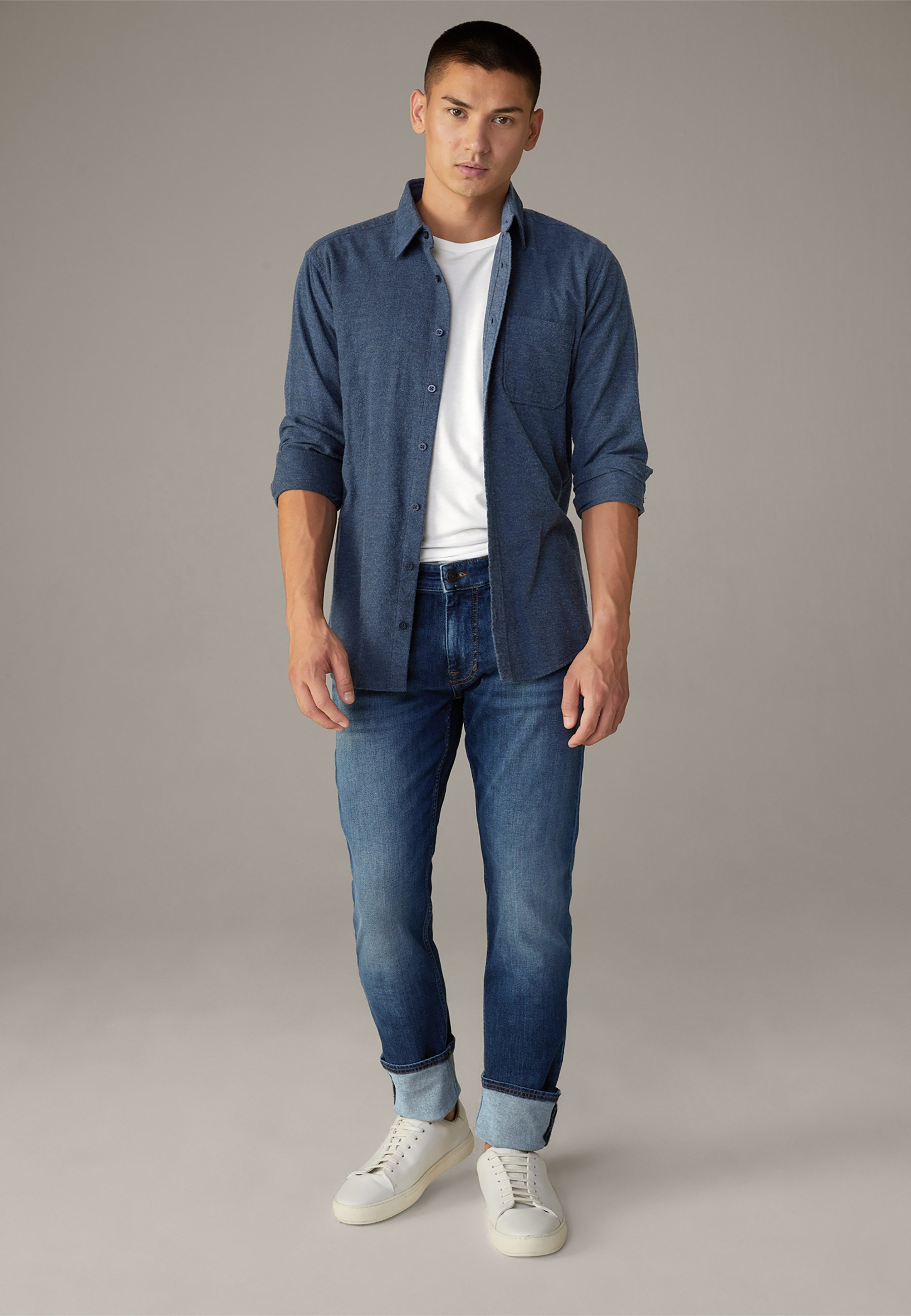 Herren ROBIN - Jeans Slim Fit