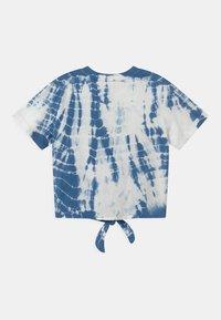 Blue Effect - GIRLS BOXY - Triko spotiskem - himmelblau - 1