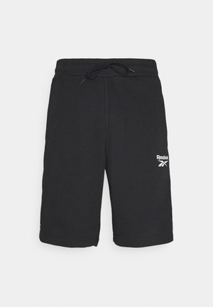 TAPE SHORT - kurze Sporthose - black
