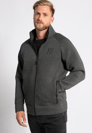 Cardigan - anthracite chiné