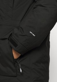 The North Face - RECYCLED MCMURDO UTILITY - Untuvatakki - black - 8