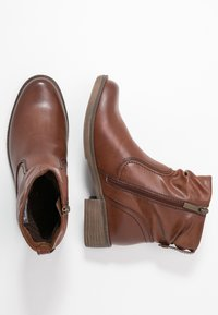 Tamaris - Boots  - Classic ankle boots - chestnut - 3