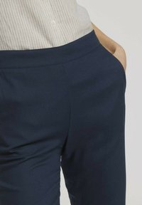 TOM TAILOR - LOOSE FIT - Trousers - sky captain blue - 3
